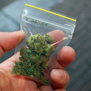 Marijuana Decriminalized in New York.